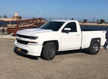 For sale 2016 White Silverado