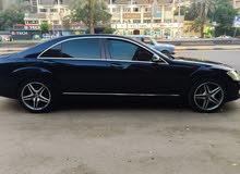 للإيجار سياره مرسيدسS500موديل 2014