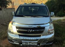 Silver Hyundai H-1 Starex 2009 for rent