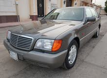 10,000 - 19,999 km Mercedes Benz S 500 1992 for sale