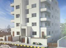 شقة طابق ثاني مساحة 180م في شفا بدران حي الكوم