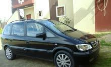 Opel Zafira car for sale 2003 in Tripoli city
