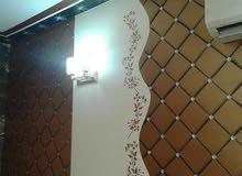 ورق جدران واصباغ