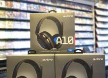 Astro A10 now Available at gamerzone all branches