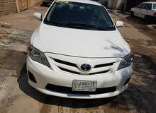 For sale 2011 White Corolla