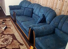 sofas for sale in a good condition..
