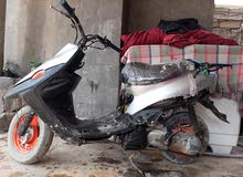 Yamaha motorbike made in 2013 for sale