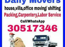moveing & shifting service doha