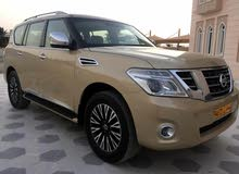 For sale 2013 Beige Patrol