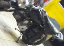 دراجة نارية للبيع 110cc
