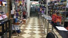 محل للبيع بشارع رئيسي تجاري 75 م2