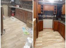شركة تنظيف منازل مابعدلتشطيب وشقق المغلقة