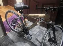 دراجة هوائية جبلية متعددة السرعات مقاس 24 جديده