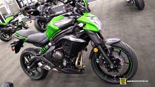 Buy a Kawasaki motorbike made in 2015