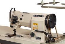ماكينة درزة ابرتين للجلد ORFALI