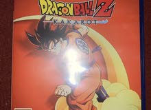 لعبة Dragon ball z: kakarot PS4