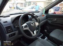للبيع كينبو M20 موديل 2015 بحالة ممتازة - سيارة عائلية 7 راكب