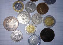 نقود قديمة ودات قيمة