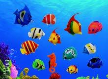 عندي اكس بوكس 360 وحوض سمك بي 11 سمكه زينه أريد اراوس ويه بلي ستيشن 4