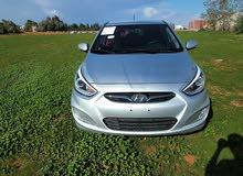 Manual Hyundai 2014 for sale - Used - Tripoli city