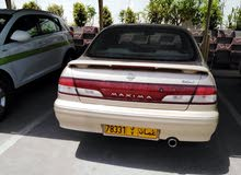 Nissan Maxima 1997 For sale - Gold color
