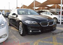 BMW 520 2017 for rent