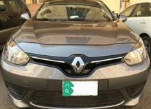 Renault Fluence 2015 For sale - Grey color