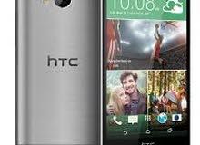 تلفون اتش تي سي one m8 GSM ب30000نظيف