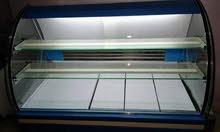 ثلاجة عرض بومبيه 1,50 متر