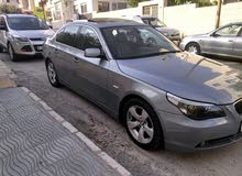 BMW 523 car is available for sale, the car is in Used condition