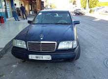 Mercedes Benz C 180 1996 for sale in Misrata