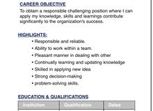 Im searching for HR jobs