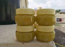 بشمع العسل وزيت الزيتون وزيت اللبان