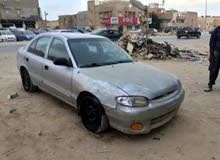 Hyundai Accent 1999 For sale - Grey color