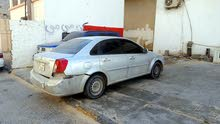 Silver Chevrolet Optra 2008 for sale