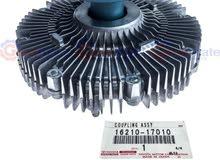 أبحث عن قطع غيار لاندكروزر موديل 2000 VXR فان كلتش