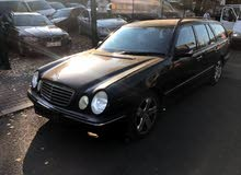 Automatic Black Mercedes Benz 2002 for sale