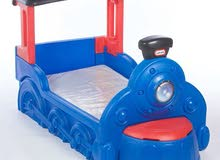 كل ما تحتاجه لطفلك سرير مريح وبتشكيله راقيه فقط ب 85 توصيل تركيب