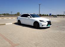 Used condition Lexus IS 2014 with 1 - 9,999 km mileage