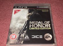 Medal of Honor for ps3