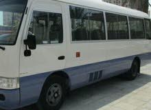 للايجار باصات  2013+ 2011   Rental bus  ارخص الاسعار