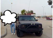 Jeep Cherokee in Tripoli