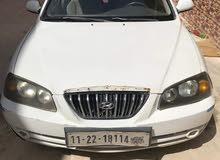 White Hyundai Elantra 2005 for sale