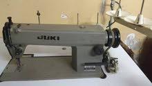 ماكينة خياطة جوكى يابانى الاوفر 5 فتلة استعمال خفيف شغل منزلى