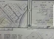 ارض للبيع العوينة3 تبعد عن الشارع 200 متر مطلوب 8500 الاف