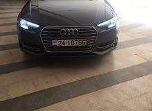 Gasoline Fuel/Power   Audi A4 2018