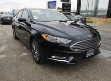 Ford Fusion 2017 SE SPORT