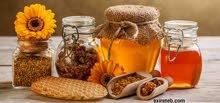 عسل زهور طبیعی من جبال ایران