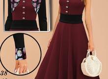 فستان العيد3قطع
