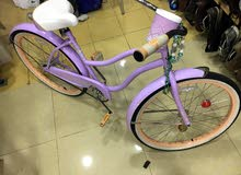 دراجة كلاسيك بحالة الوكاله